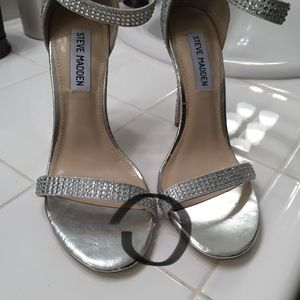d106da825a2 Steve Madden Shoes - Steve Madden Realov-R Heels Brand New Size 7
